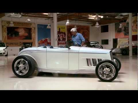 Jay Leno's Garage: 1932 Bowtie Deuce Roadster