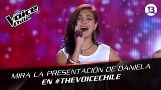 The Voice Chile | Daniela Campos - Caruso