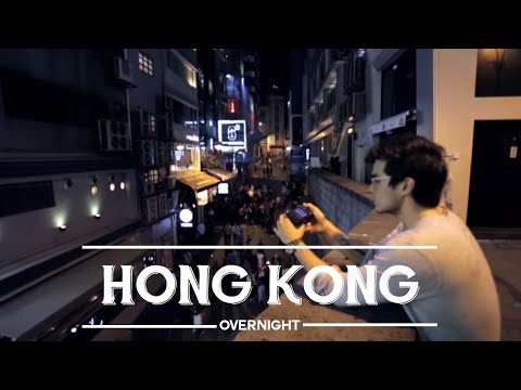 Overnight in Hong Kong, 36 Hours in the city