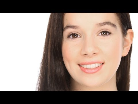 Easy, Pretty, High School/College Makeup - Teen Beauty Tutorial
