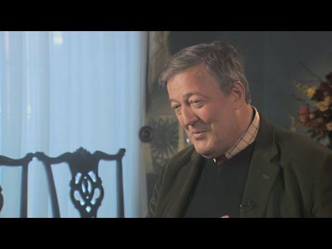 Stephen Fry on Finding Love | The Meaning of Life with Gay Byrne | RTÉ One