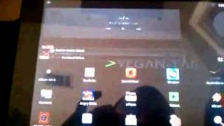 G Tablet Vegan 5.1 custom rom