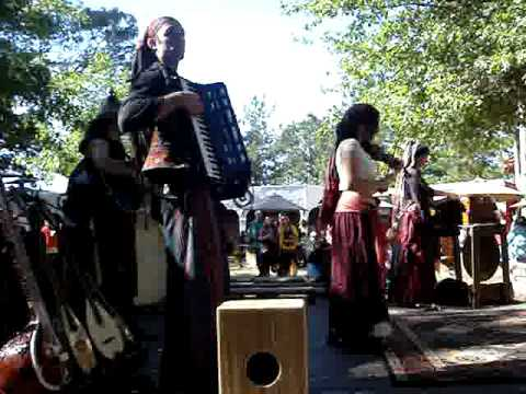 Wine & Alchemy perform Last of the Mohicans