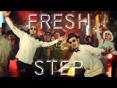 FRESHにSTEP (Official Music Video) / P.O.P (ピーオーピー)