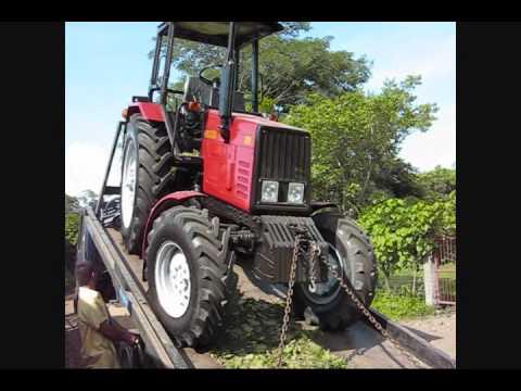 Tractores Belarus-952