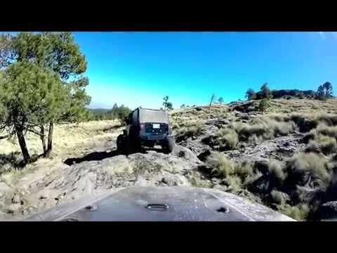 Ruta 4x4  Tlaloc Montaña fantasma. Por Luis Manuel Osorio F.
