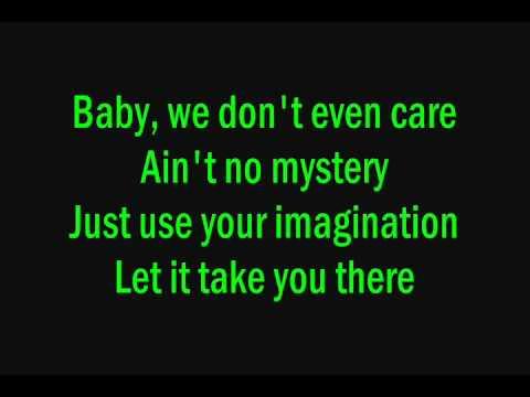 you tube lyrics: