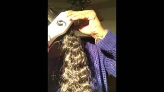 STEAM HAIR Straightener Vs Flat Iron