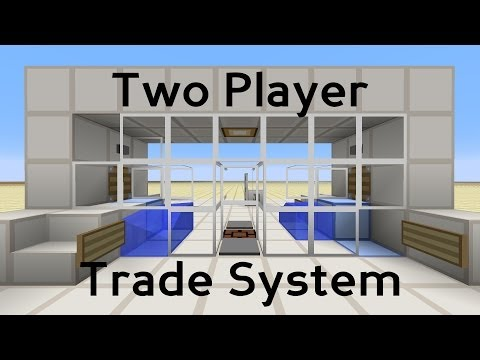 Minecraft ps3 trading system