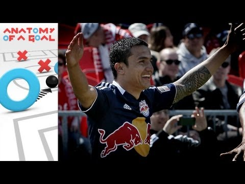 Anatomy of a Goal: Thierry Henry's dummy leads to Tim Cahill goal