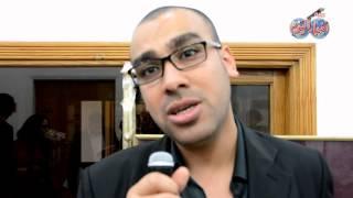 الكاتب الشاب محمد ابراهيم طعيمة يكشف تفاصيل حياة عفريته هانم