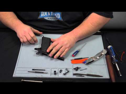 Rock Island Armory 1911 A1 Tactical Assembly