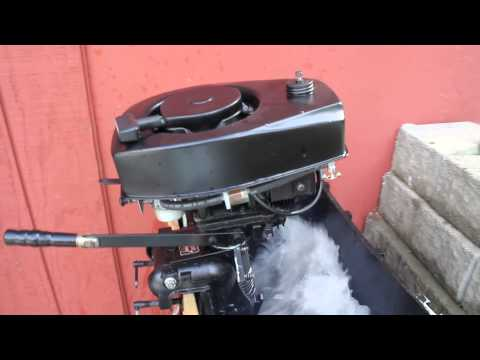 Sears 3hp outboard boat motor from 1971