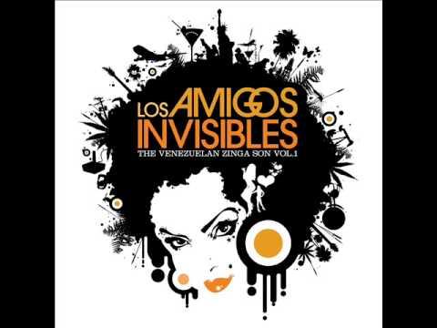 Los Amigos Invisibles - Las Gorditas De Mario
