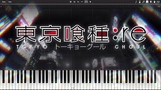Tokyo Ghoul Re Op Asphyxia Cöshunie