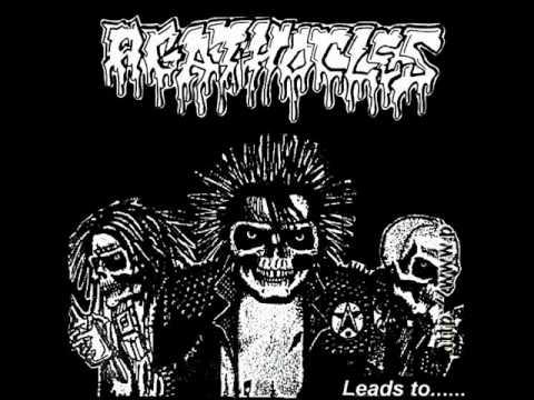 Imagem da capa da música Clean the scene de Agathocles