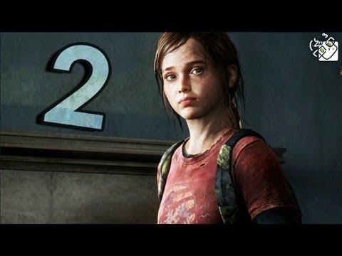 ВСЁ ДЕЛО В ДЕВОЧКЕ (The Last of Us) #2