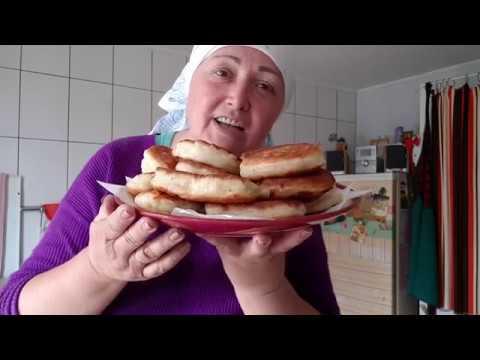 ленивые пирожки с творогом