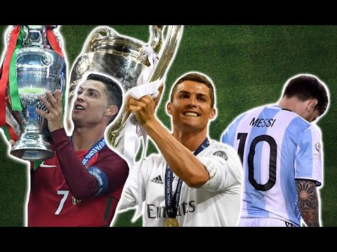 7 Reasons Why Cristiano Ronaldo Is Better Than Lionel Messi