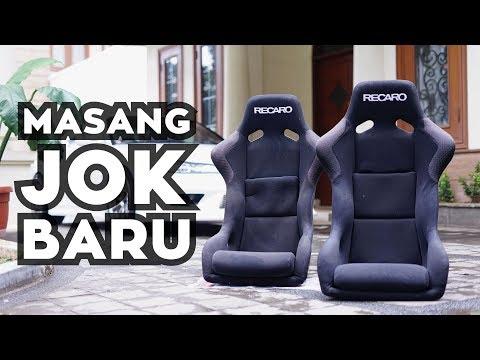 Tutorial Pasang Racing Seat alias Jok Balap