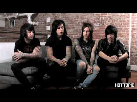 Interview: Falling In Reverse Music Videos