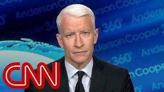 Anderson Cooper exposes Trump team's tower of lies