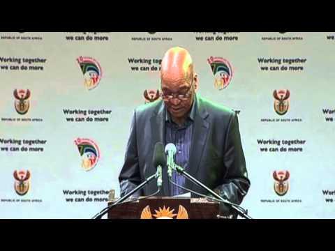 Zuma: 'Beloved Madiba' to Be Buried Dec. 15