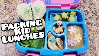 KID School Lunches - Bento Style - Bella Boo