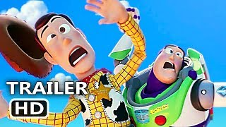 TOY STORY 4 Official Trailer (2019) Disney Pixar Animated Movie HD