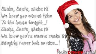 """Zendaya Video - """"Shake Santa Shake"""" - Zendaya (Lyrics Video)"""