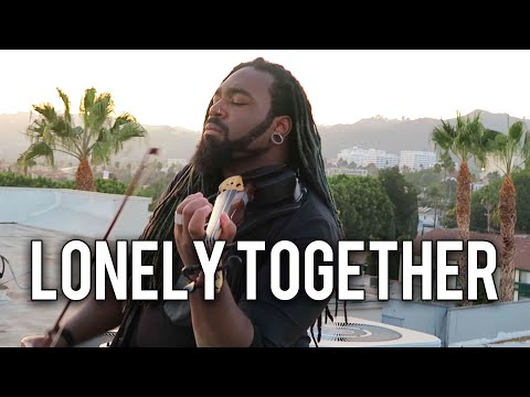 download lagu Lonely Together - Avicii Ft. Rita Ora Cover  gratis