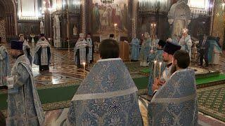 Православные христиане отмечают Благовещение.