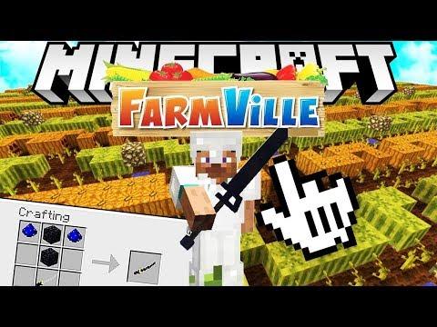 *UPDATE* FABLED SWORD MOD MINECRAFT MODDED FANTASY FARMING MINIGAME - FARMVILLE