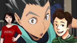 Top 10 Haikyuu!! Characters (Ft JoJo Talks Too Much)