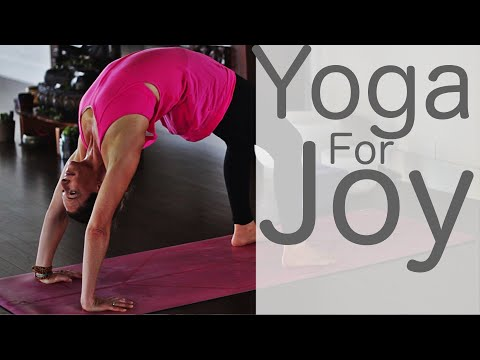 Yoga For Joy With Lesley Fightmaster