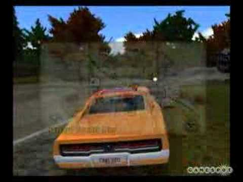 The Dukes of Hazzard: Return of the General Lee Gameplay #2