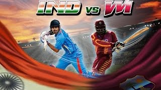 IND VS WI 2nd T20..
