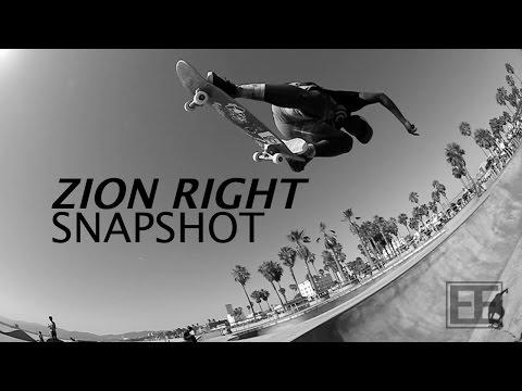 Zion Wright Skates Venice Beach Park