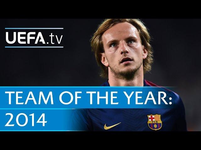 Ivan Rakitić: 2014 Team of the Year nominee