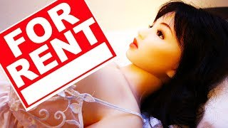 Would You Ever Rent A Sex Doll?