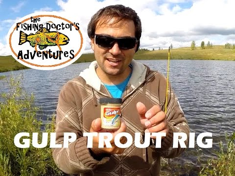 How to use Berkley Gulp Trout Dough and Powerbait Trout Fishing. How to use Berkley Gulp Trout Dough and Powerbait Trout Fishing. How to use Berkley Gulp Tro...