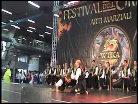 Hwa Rang Do® in 2013 Oriental Martial Arts Festival - Carrara, Italy Image 1