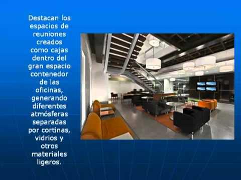 Dise o de oficinas en m xico fotos de casas modernas for Oficinas de youtube mexico