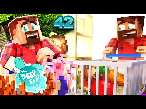 'WE'RE IN BUSINESS' | The Deep End Minecraft SMP #42