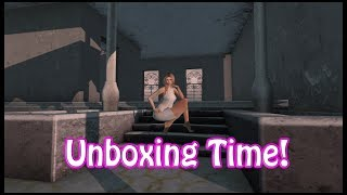Unboxing Time! August's Builder's Box! (Second Life)