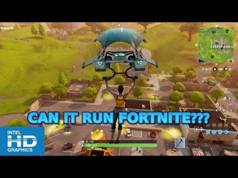 Fortnite - Intel HD 3000 Graphics - Can it Run Fortnite?