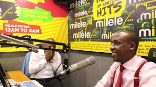 Hon Mutula Kilonzo Jr reacts to Politics in the Kamba region