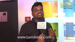 Arivazhagan At Aarathu Sinam Movie Team Interview