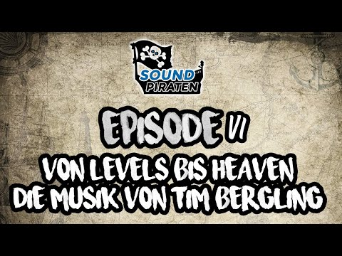 "Von ""Levels"" bis Heaven"" - Die Musik von Tim Bergling aka Avicii (Soundpiraten Podcast - Episode 6)"