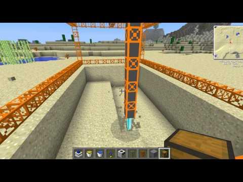 Minecraft Mod Review/Spotlight - Buildcraft